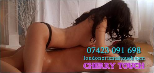 london sensual massage