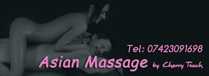 Oriental Asian Massage London by Cherry