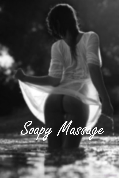 foamy massage, bath massage London