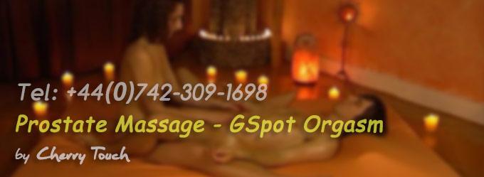 g-spot prostate massage